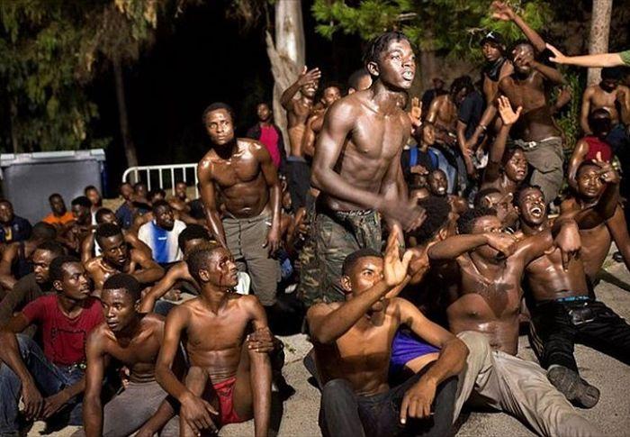 UNHCR: Ζητεί 100 εκατ. δολ. για την στήριξη Αφρικανών μεταναστών στη χώρα τους