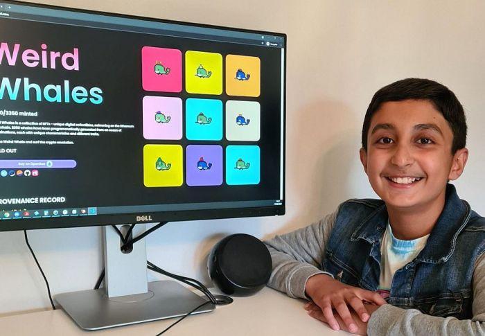 Πώς ένα 12χρονο αγόρι έβγαλε 340.000 ευρώ!