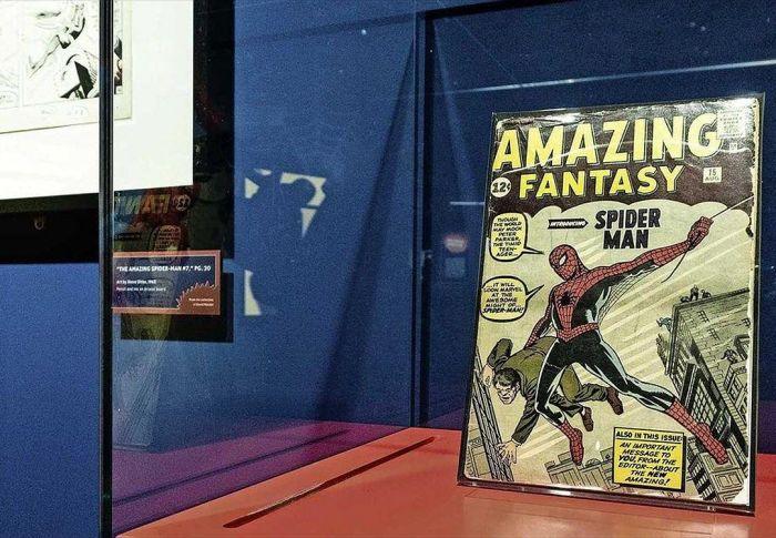3,6 εκατομμύρια δολάρια για το πρώτο κόμικ του Spider-Man