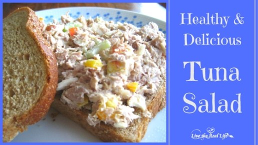 Healthy and Delicious Tuna Salad
