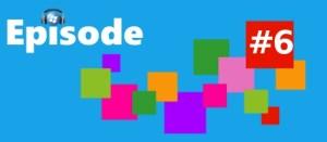 Logo de l'épisode de livetile #6