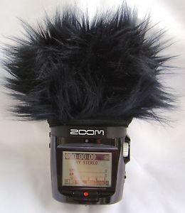 h2n microphone portable