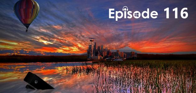 Visuel de l'épisode 116 de LiveTile Podcast