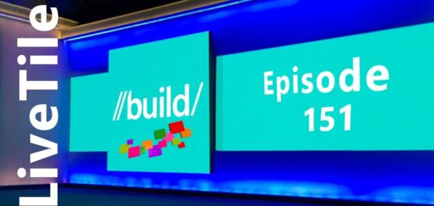 Bannière de l'épisode 151 de LiveTile
