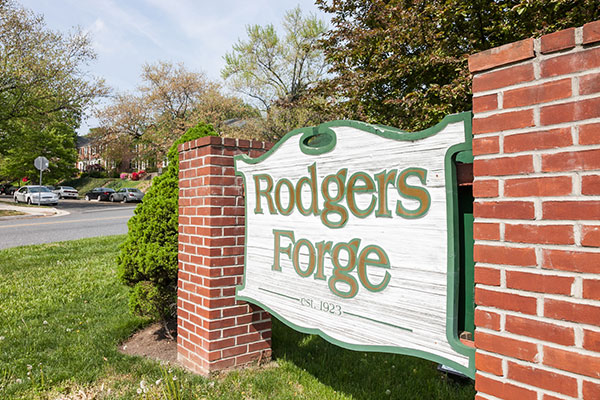 Rodger Forge - Towson, MD