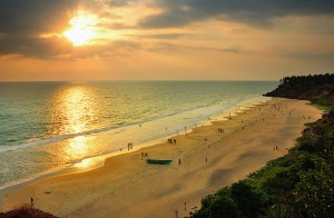 best tourist attractions in Kerala- varkala