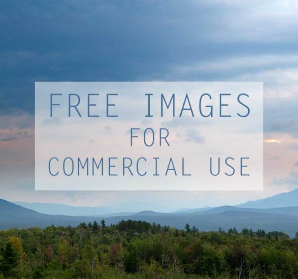 Sites Offering Free Images for Commercial Use