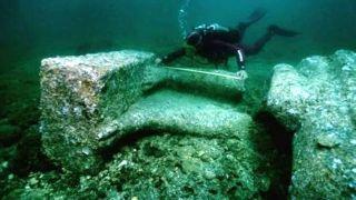 Παυλοπέτρι: H Αρχαία Ελληνική πόλη στο βυθό της θάλασσα στην Ελαφόνησο! Μια υποβρύχια πολιτεία που διατηρήθηκε σε άριστη κατάσταση.