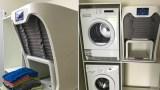 Η επαναστατική εφεύρεση που διπλώνει και σιδερώνει τα ρούχα μετά το πλυντήριο
