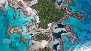 Λιχαδονήσια: Οι Μπαχάμες της Ελλάδας μέσα από ένα βίντεο από ψηλά!