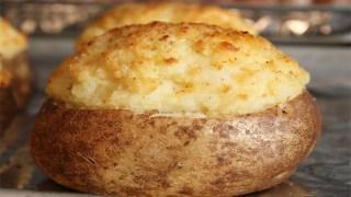 Μυστική συνταγή για τις πιο γευστικές και λαχταριστές πατάτες φούρνου που φάγατε ποτέ!