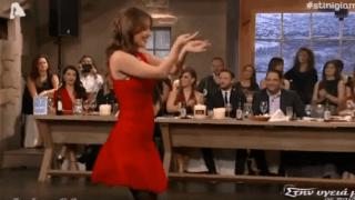 Tο πιο Kαυτo τσιφτετέλι που έχουμε δει ποτέ στην ελληνική τηλεόραση! (Bίντεο)