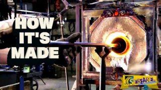 Έχετε απορία για το πως φτιάχνεται το γυαλί; – Δείτε το σχετικό βίντεο!