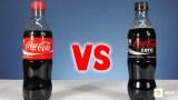 Πείραμα-ΣΟΚ: Δείτε την Πραγματική Διαφορά μιας απλής Coca Cola με μια Coca Cola Zero και θα Αηδιάσετε!