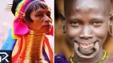 Θα Πάθετε Πλάκα: Δείτε Τι θεωρείται SEXY σε άλλους πολιτισμούς; (video)