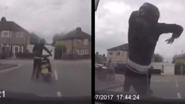 Μοτοσικλετιστής σκαρφίστηκε κόλπο για να εξαπατήσει την ασφαλιστική αλλά τελικά την πάτησε