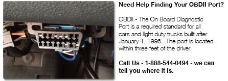Obd Port Cover