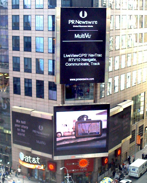 Nav Trac Times Square