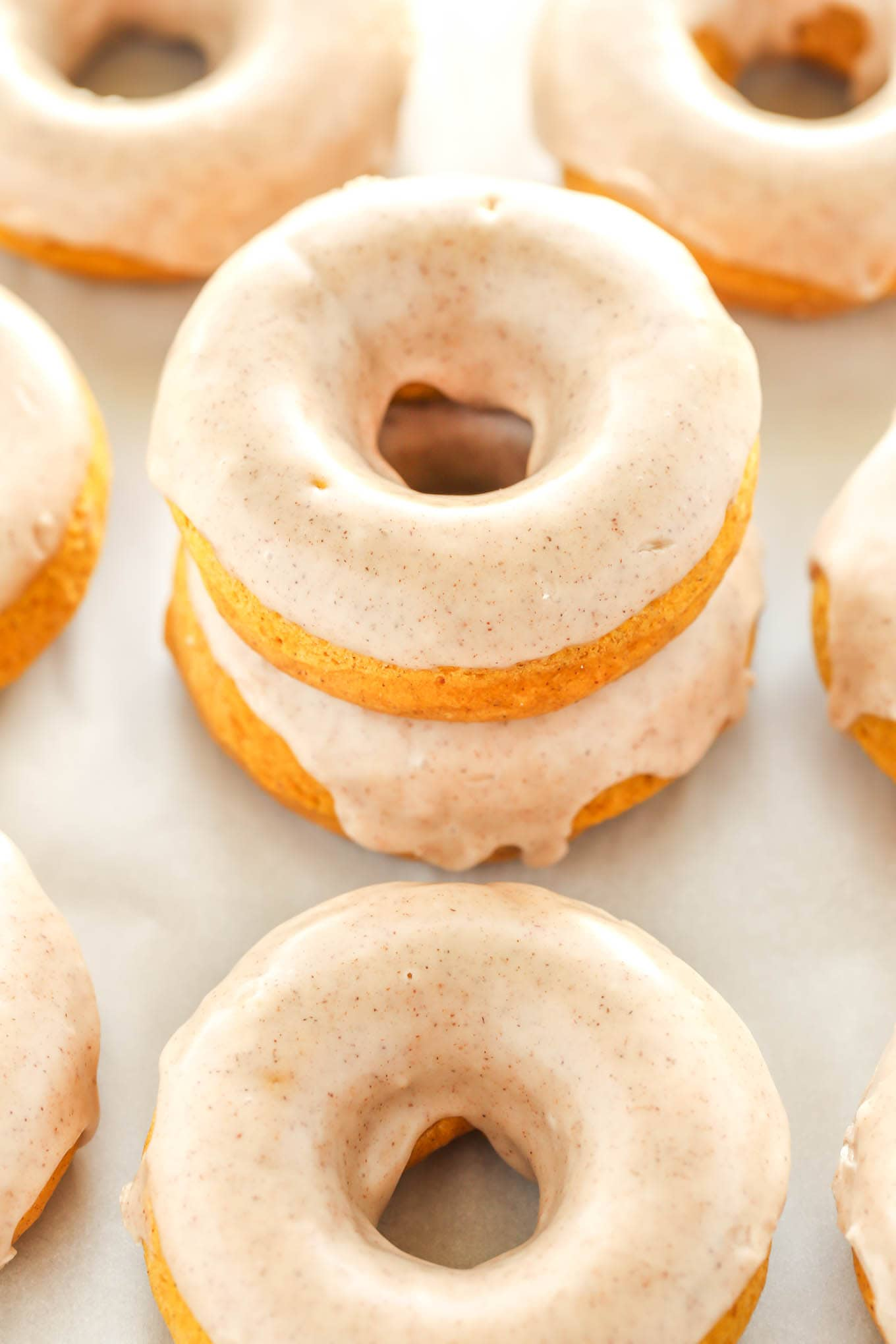 how to make maple glaze for donuts