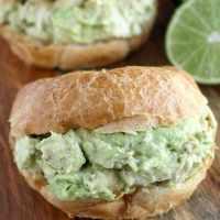 Avocado Chicken Salad & A Giveaway!