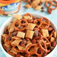 Honey Almond Snack Mix