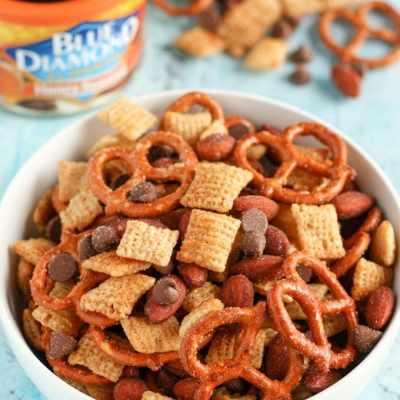 Honey Almond Snack Mix