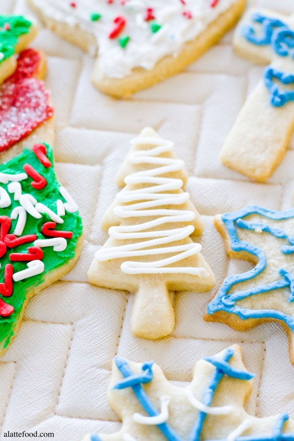 Soft-Baked Cutout Sugar Cookies