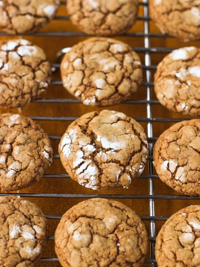 Pfeffernusse (Spice Cookies)