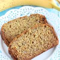 Whole Wheat Banana Bread