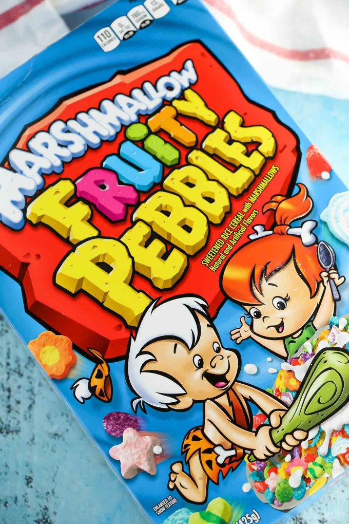 Marshmallow Fruity Pebbles