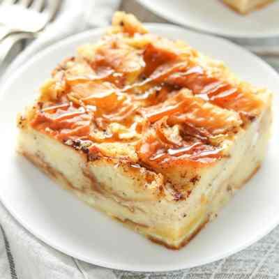Grandma's Bread Pudding
