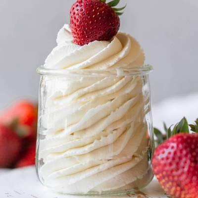 Homemade Whipped Cream