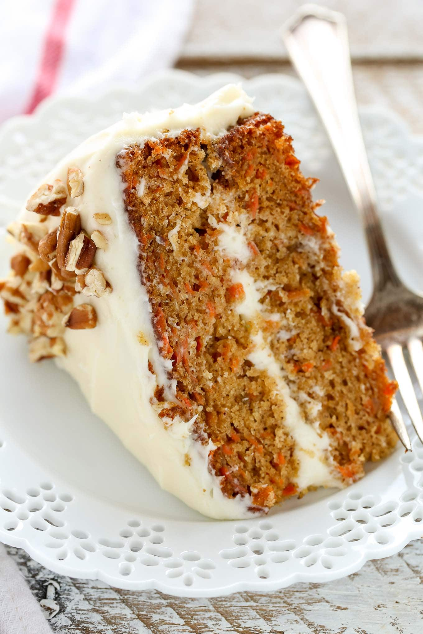 Easy Best Moist Carrot Cake
