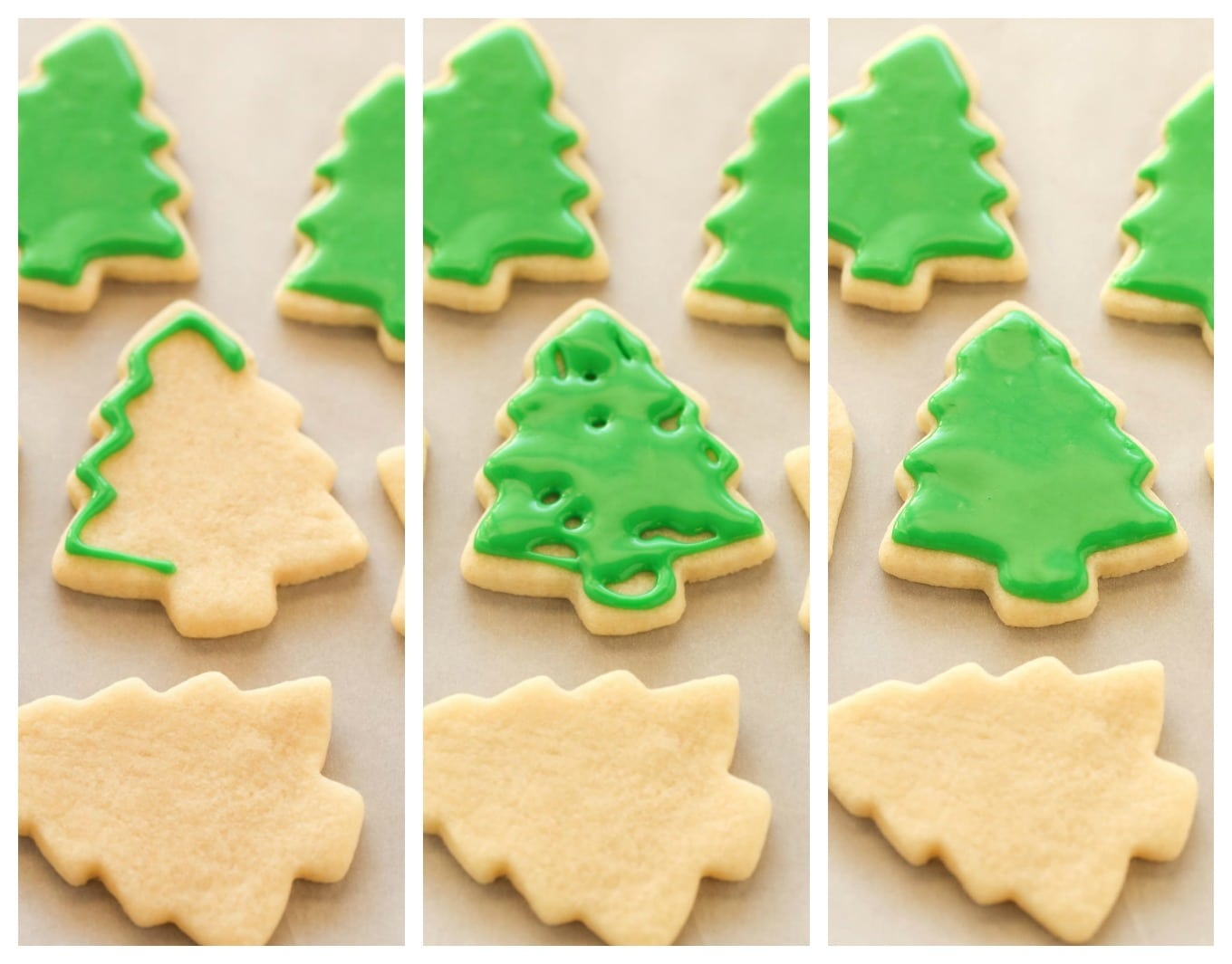 super soft cut out sugar coosuper soft cut out sugar cookies decorated with an