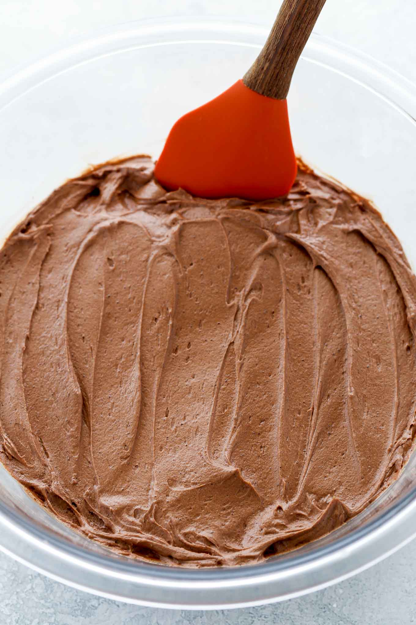 Chocolate Buttercream Frosting Live Well Bake Often