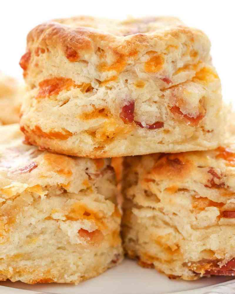 Live well bake often a baking and dessert food blog bacon cheddar biscuits forumfinder Images