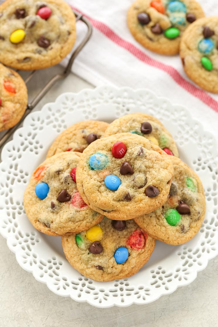 Watch How to Make MM Cookies video