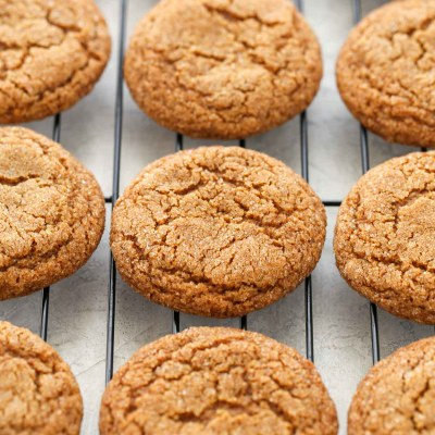 These Molasses Cookies have a soft and chewy center with a slightly crisp exterior. Perfectly spiced and incredibly easy to make too!