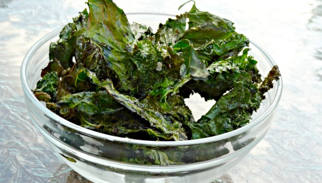 Quick & Easy Kale Chips