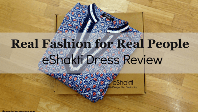 What Mama Wore: eShakti Dress Review