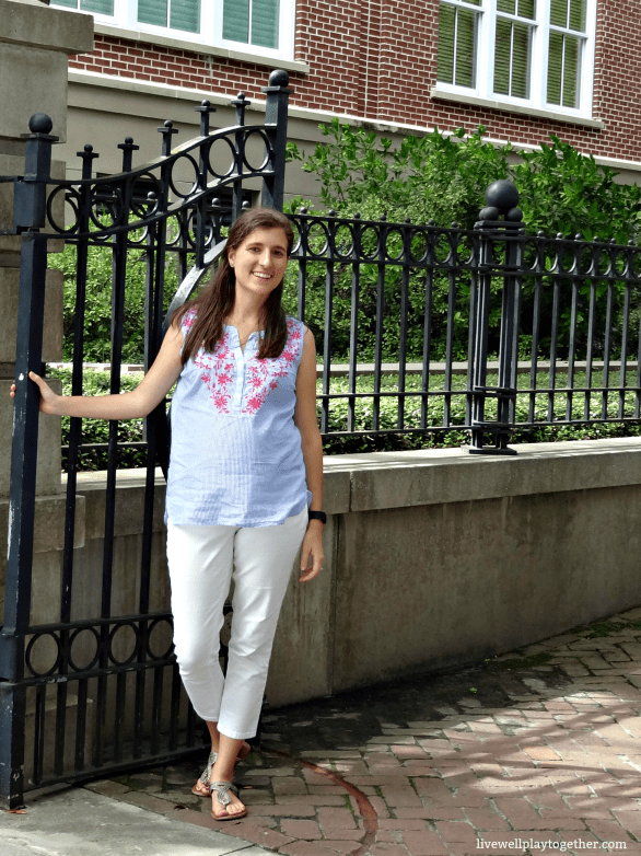 What to Wear in Charleston, SC | Vacation Style