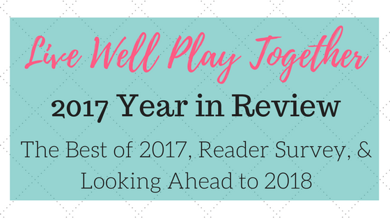 2017 Year In Review + Reader Survey