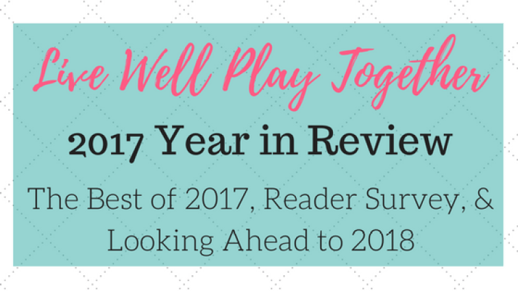 2017 Year in Review - Live Well Play Together