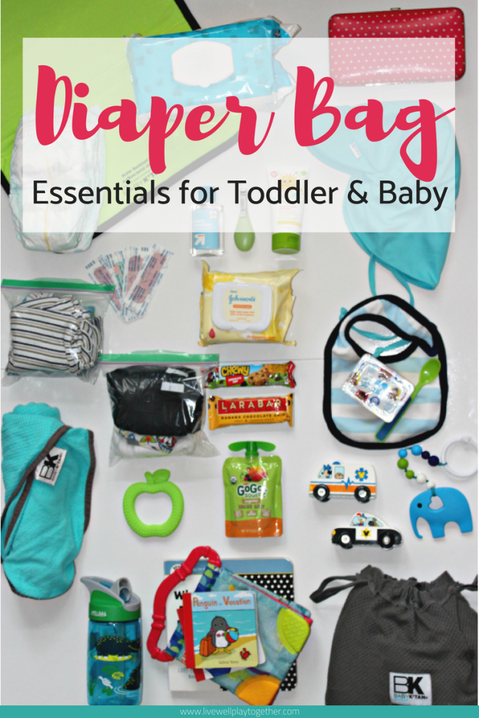 a1aac394619 How to Pack the Perfect Diaper Bag  Diaper Bag Essentials for Toddler and  Baby from