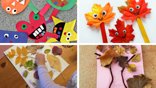 Fall Craft Ideas For Kids Archives Live Well Play Together