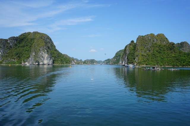 Ha Long Bay in Ten