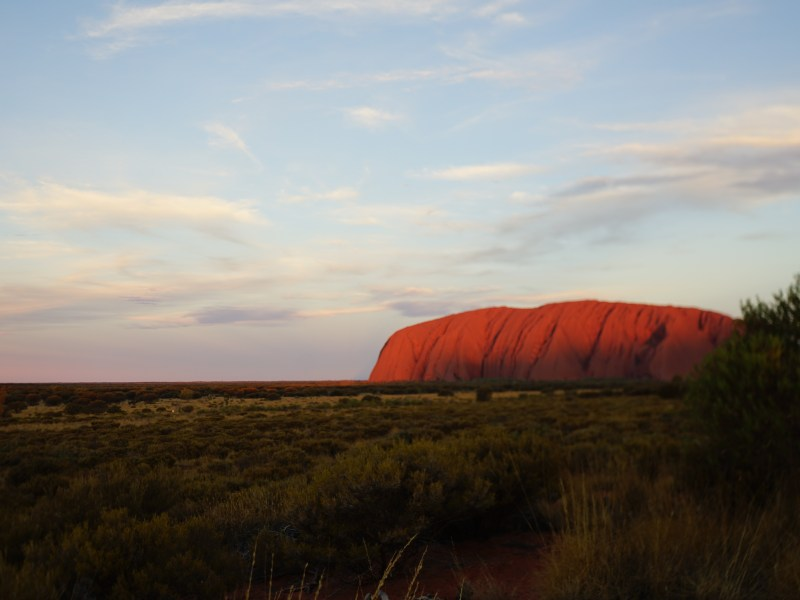 Tips to make the most of your Uluru visit