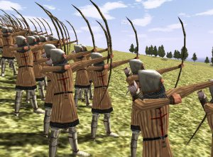 The longbow and English supremacy on the battlefields