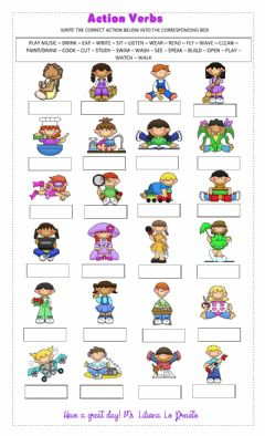 Worksheets By Lili62