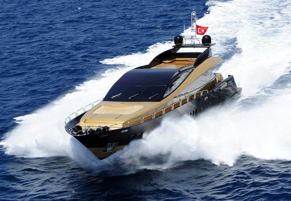 Latest Catodon 138 Superyacht By VBG Super Yachts